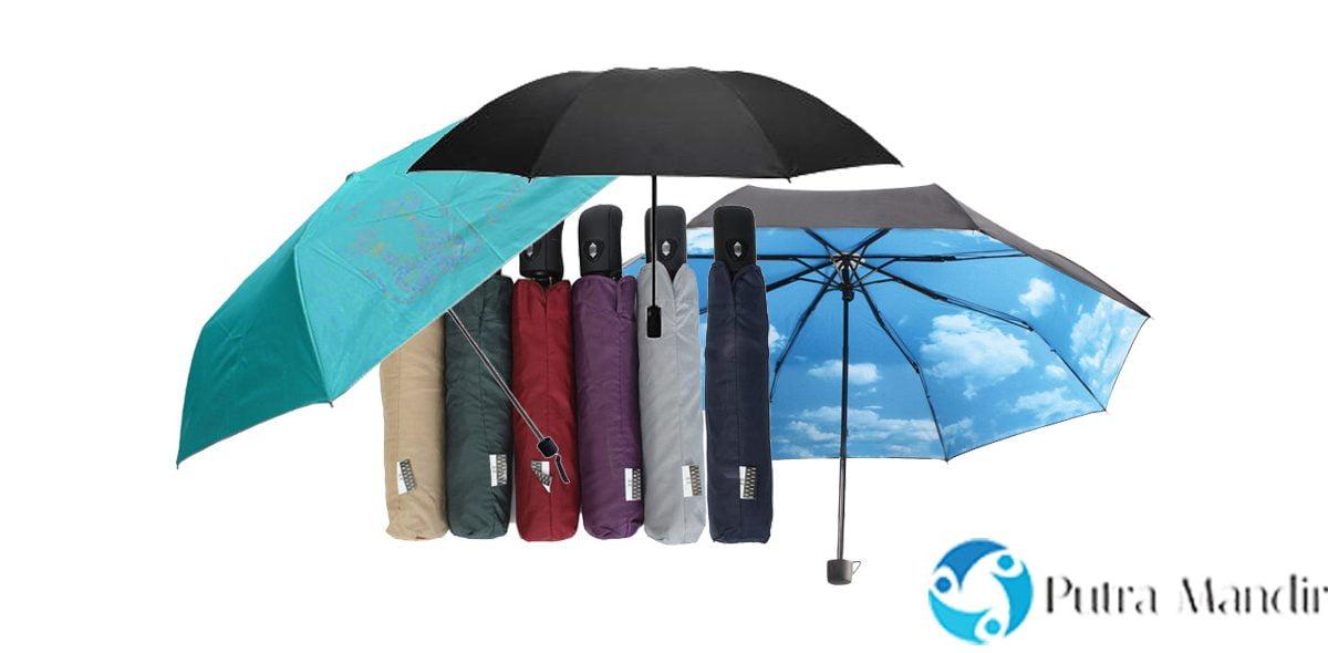 Jual Payung Custom Harga Murah & Berkualitas