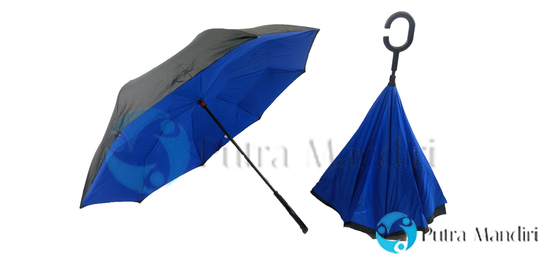 Jual Payung Lipat Terbalik Harga Murah & Berkualitas