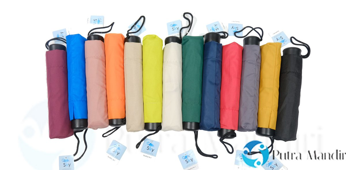 Payung Lipat Harga Murah Grosir & Satuan