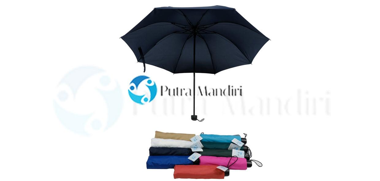 Jual Payung Lipat Polos Murah