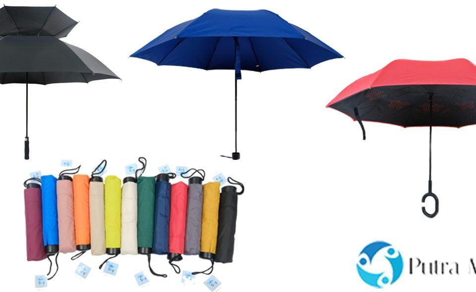 Souvenir Payung Cantik Murah & Berkualitas